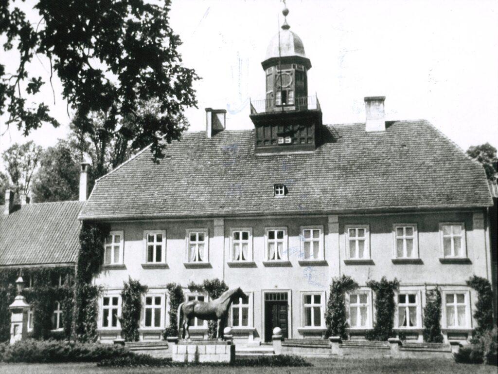Landstallmeisterhaus Trakehnen