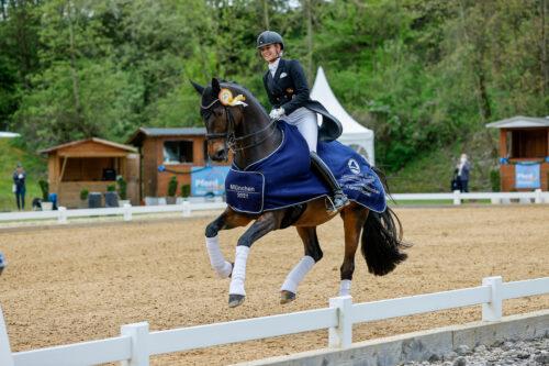 MÜNCHEN – Pferd International Dressur 2021