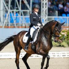 HAGEN – FEI Dressage European Championships 2021